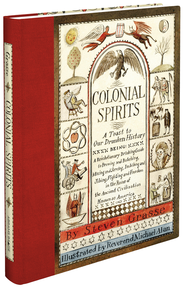 Colonial Spirits Book